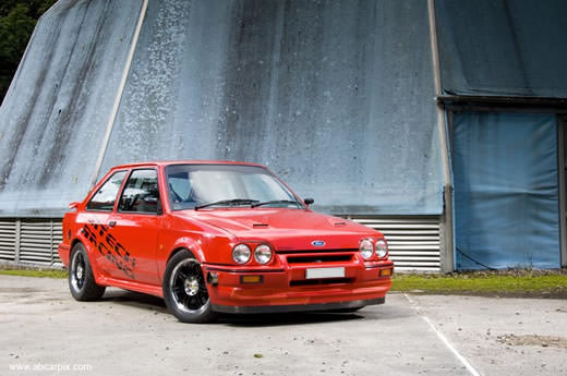 Sitech Racing Escort RS Turbo