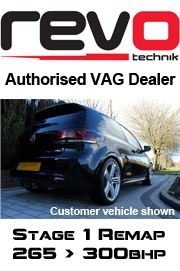 Sitech Racing are an authorised Revo Technic dealer for VAG Remaps